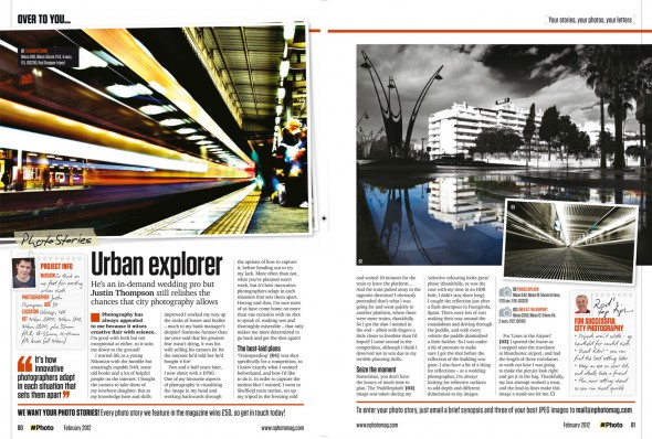 feature on urban photography