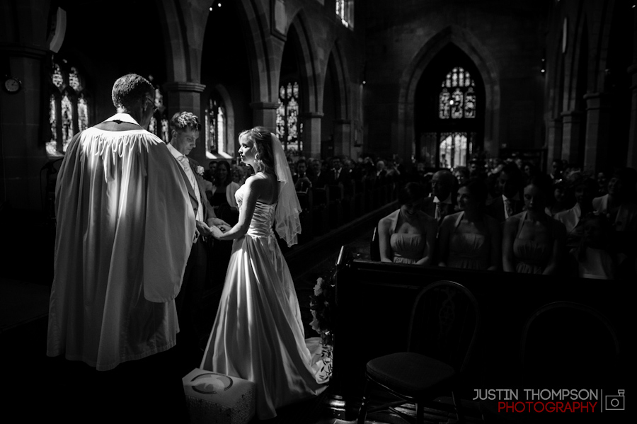 Justin Thompson Wedding Photography - Ian and Rachel Stanton