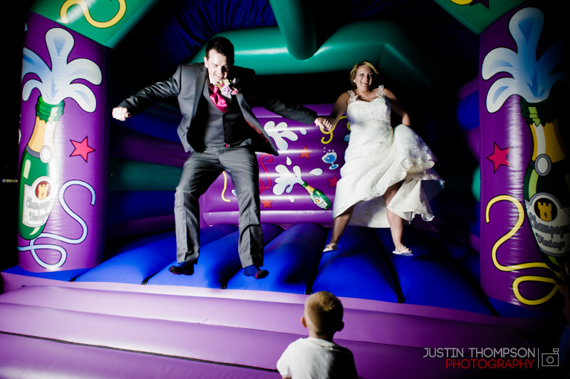 Alisa and James - Justin Thompson wedding photography